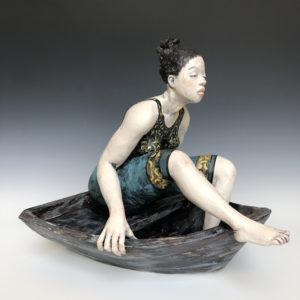 Figurative Ceramic Sculptures