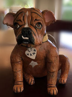 Bull Dog Pet Commission