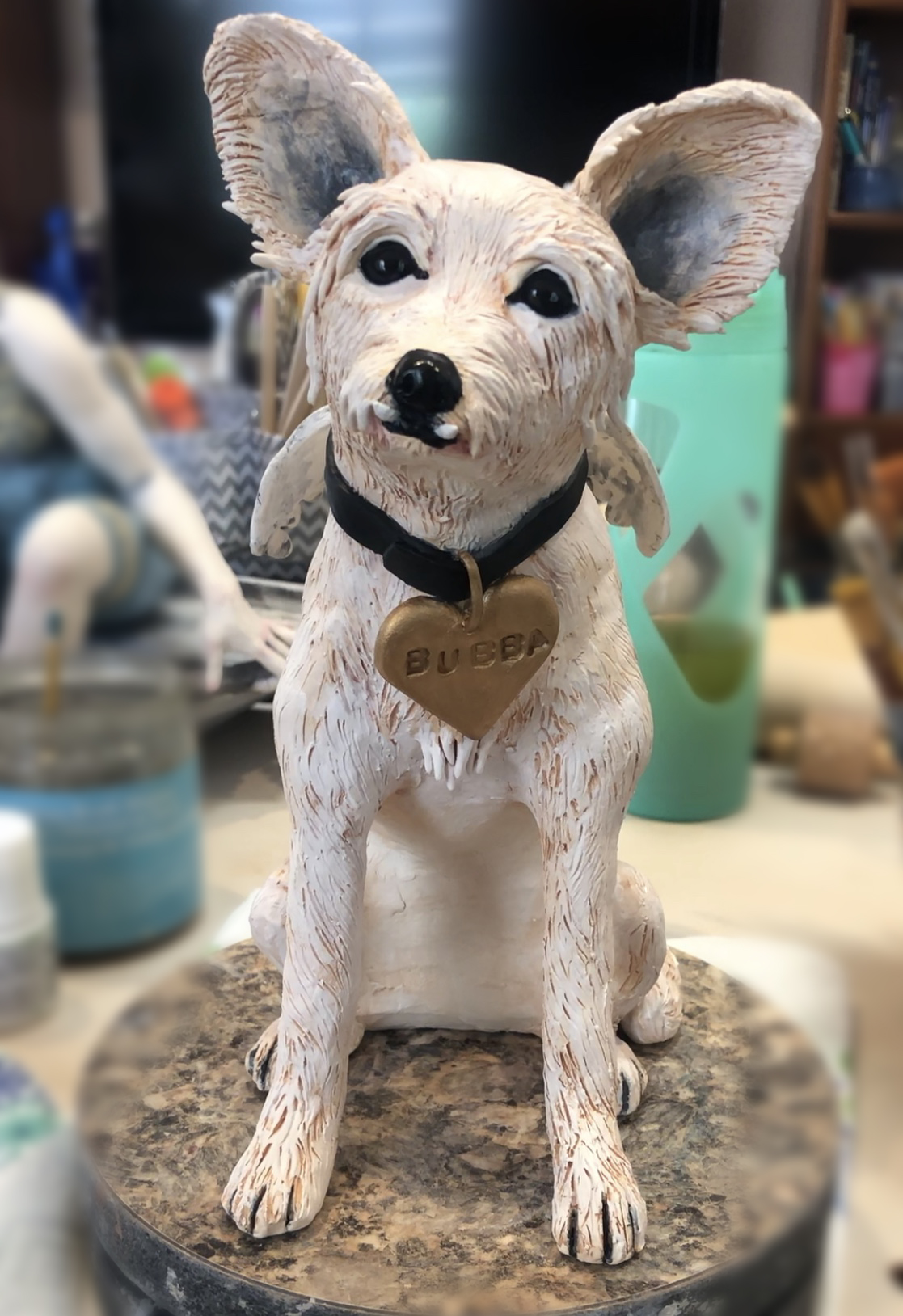 Chinese Crested Dog Pet Commission
